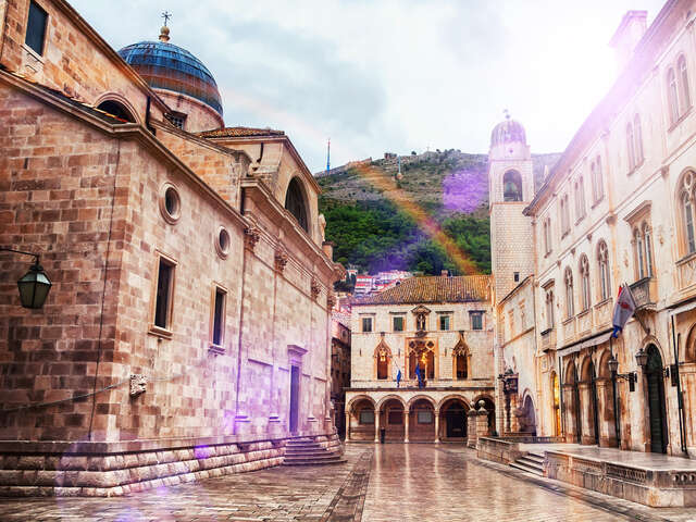Discover Croatia, Slovenia and the Adriatic Coast featuring Dubrovnik, Dalmatian Coast, Istrian Peninsula and Lake Bled