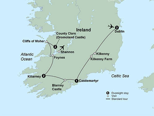 Shrines of Ireland