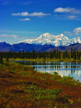 Alaska and The Yukon featuring the Yukon, Fairbanks and Denali