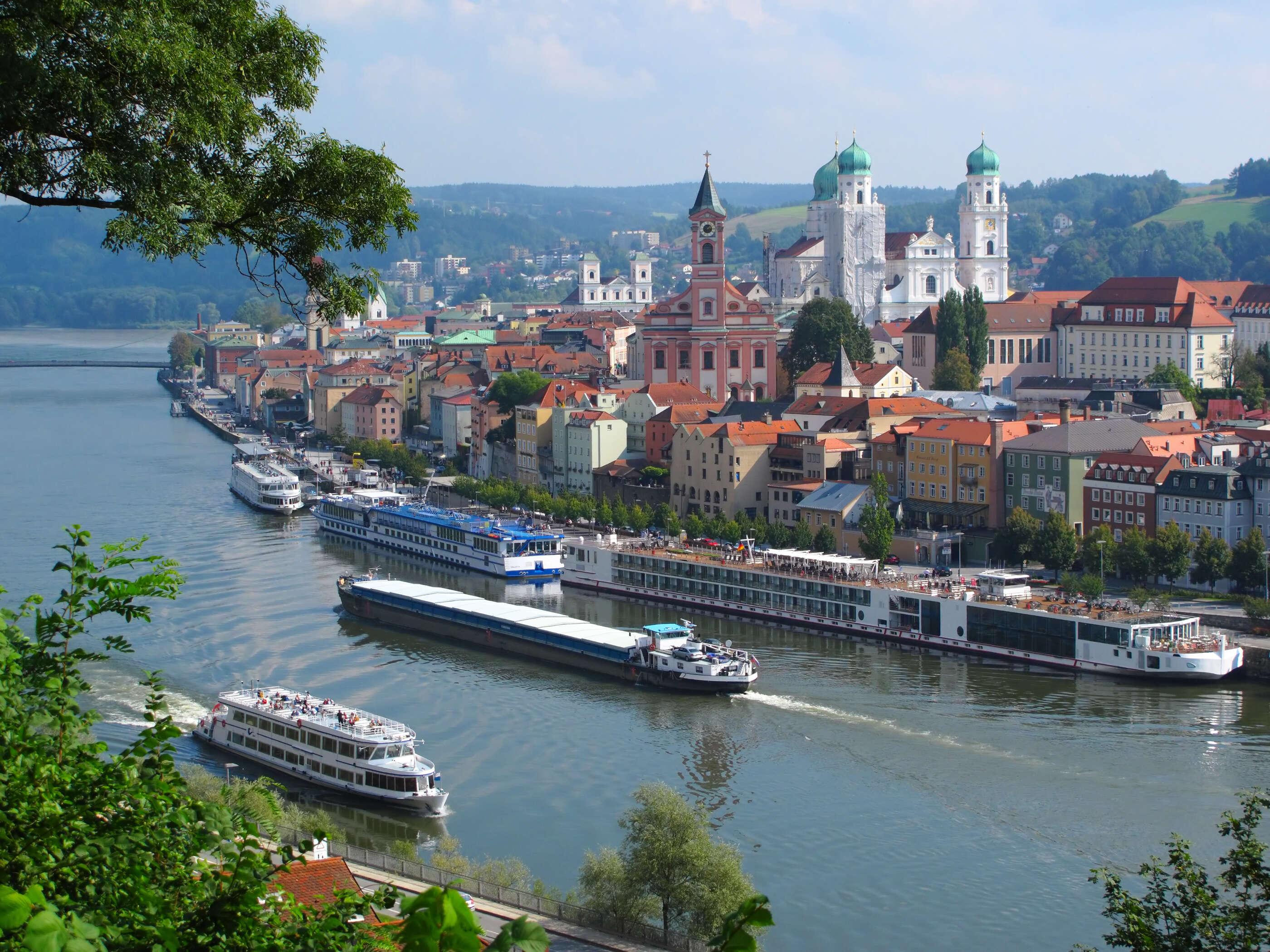 Classic Danube River Cruise with Oberammergau Passion Play featuring a 6-night Danube River Cruise, Budapest, Bratislava, Vienna, Passau and Munich