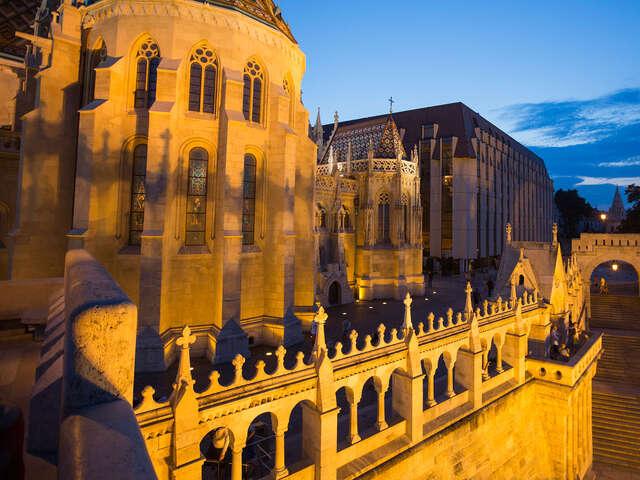 Rome to Budapest Explorer