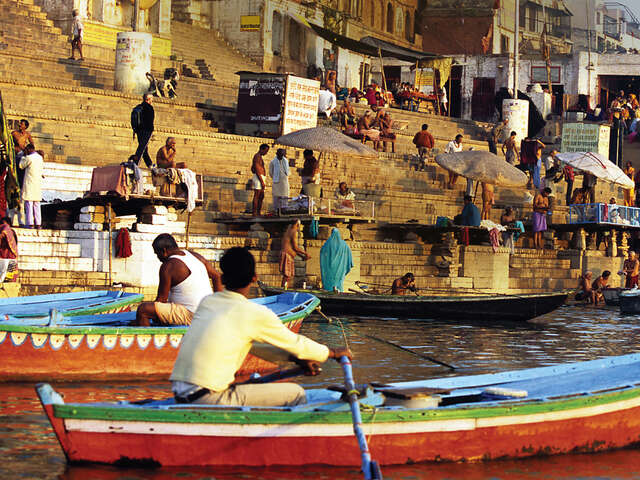 Down the Ganges