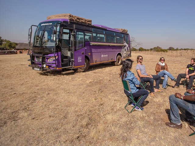 Ultimate Africa: Safari Drives & the Savannah