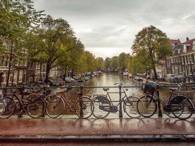 Budapest to London: Bike Tours & Belgian Waffles