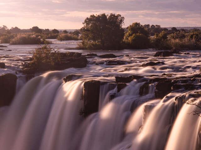 Johannesburg to Nairobi Overland: Waterfalls & Beaches