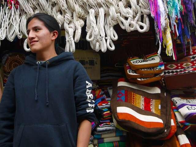 Quito Day Tour: Otavalo Market (full day)