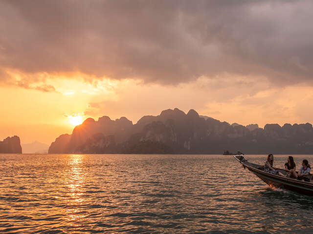 Southern Thailand Sojourn: Nightlife & National Parks
