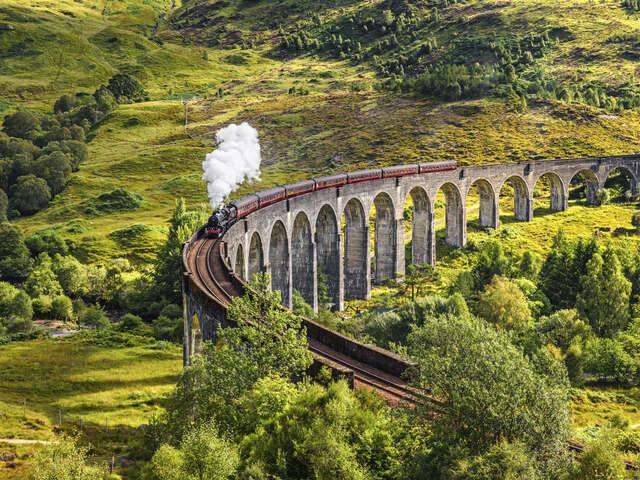 Highlights of Scotland — Plus