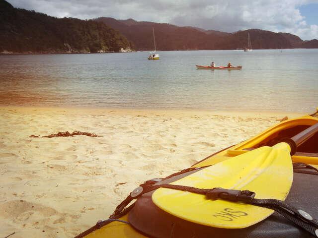 New Zealand – South Island Multisport