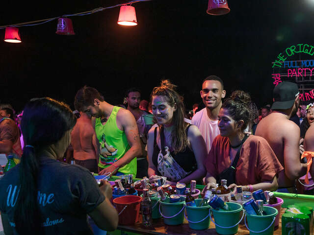 Indochina: Hilltribes, Thai Islands & Full Moon Party