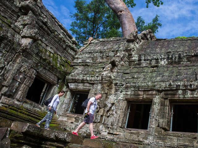 Ultimate Cambodian Adventure — Plus