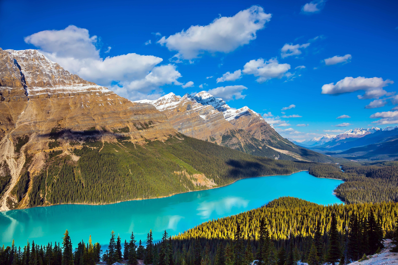 Canadian Rockies by Train