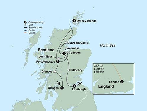 Scottish Adventure
