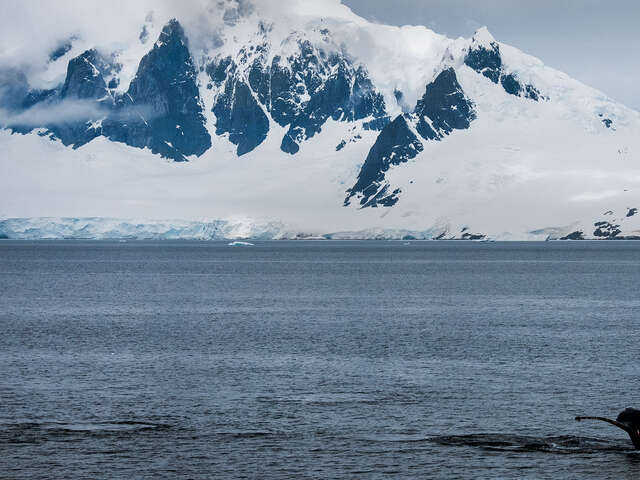 Journey to the Antarctic Peninsula