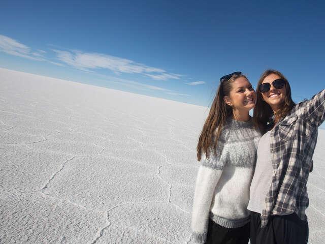Bolivia Express: Salt Flats & Desert Landscapes