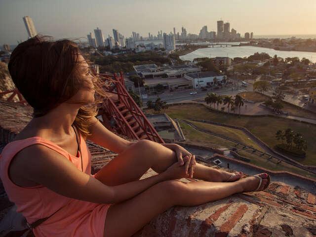 Cartagena to Bogota: Colonial Cities & Trekking
