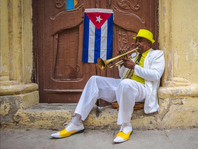 Cuban Rhythms:  Rum & Fun — Plus