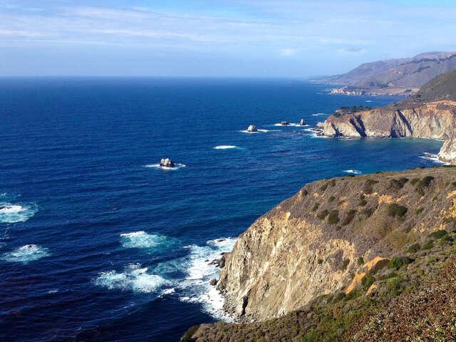 USA Road Trip: California Sierras & the Coast