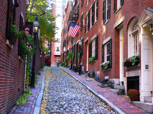 Spotlight on Boston