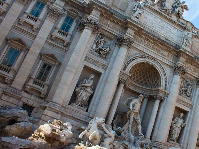 Paris to Rome: Picnics & Pizza