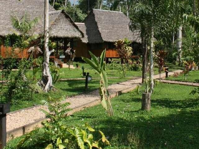 G Lodge Amazon & Camping - 6 Days