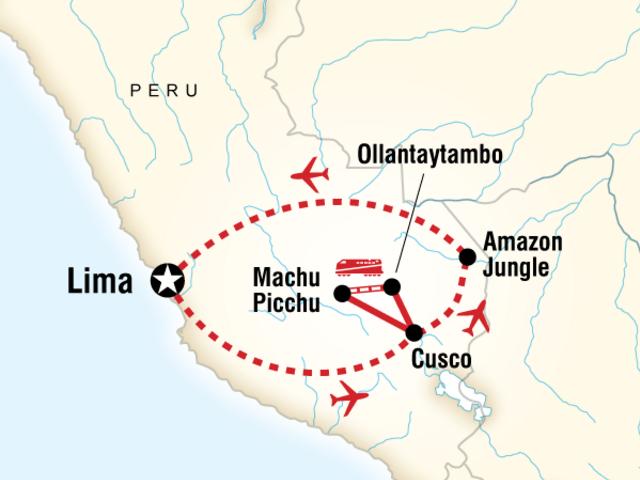 The Inca Journey