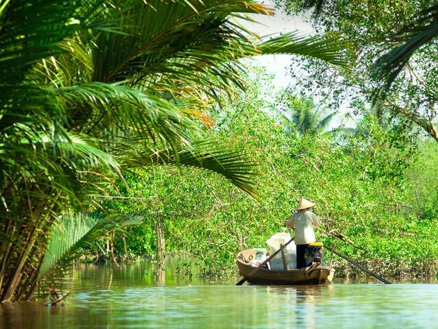 Mekong River Cruise – Siem Reap to Ho Chi Minh City