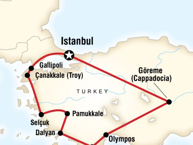 Turkey on a Budget