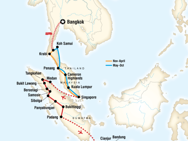 Southeast Asia in Depth