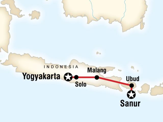 Bali and Java Explorer