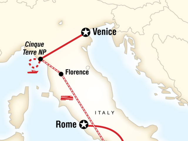 Iconic Italy