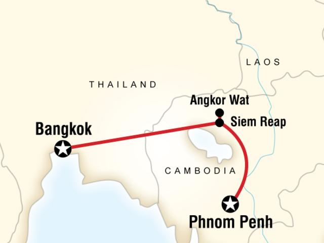 Discover Cambodia