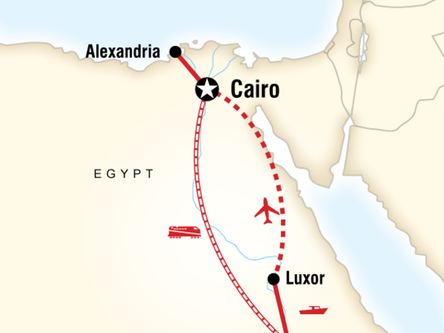 Egypt Explorer