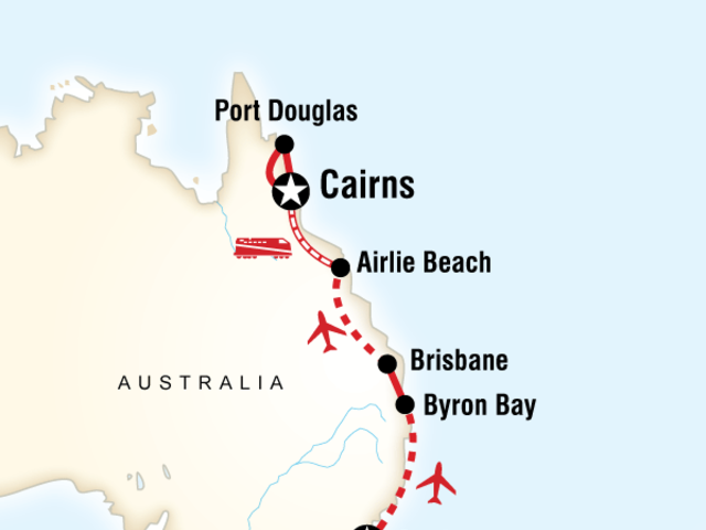 East Coast Australia in Style