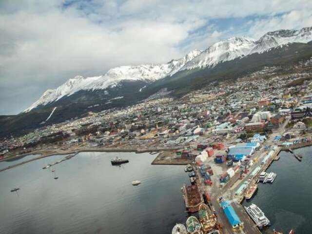 South America Cruise - Ushuaia to Cartagena