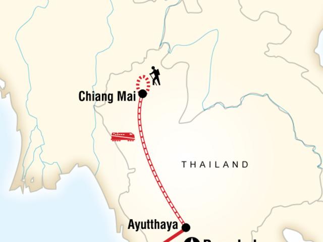 Northern Thailand Adventure