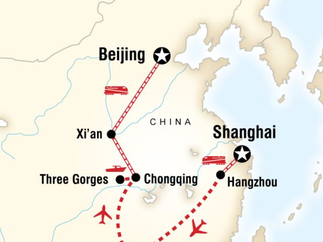 Highlights of China